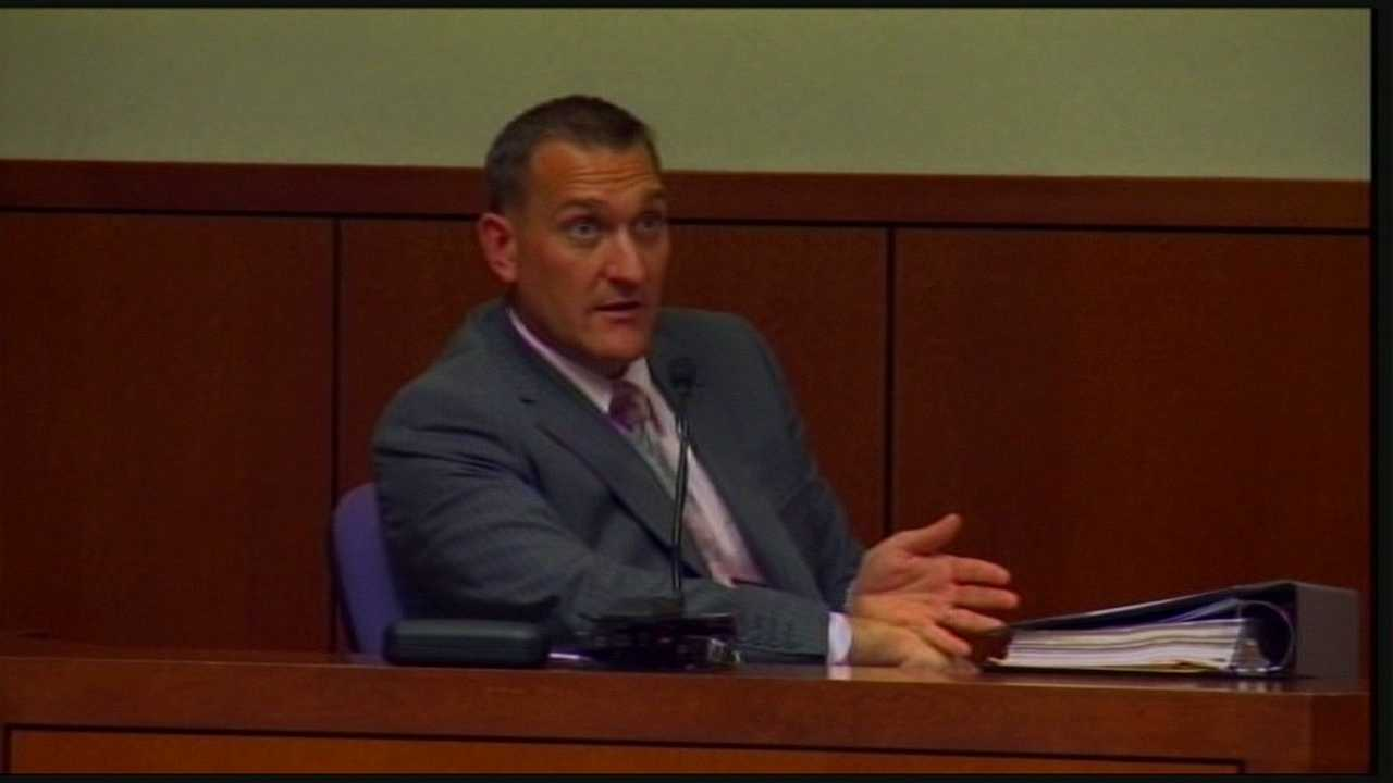 The lead investigator in the case took the stand on day six of the Jeffrey Mundt murder trial.