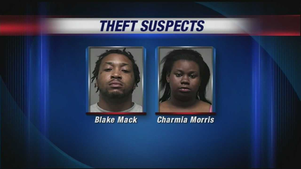 Pair accused of renting stolen cars out for cash