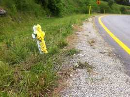 May 25, 2013: Police believe Ellis was removing debris from the road when he was shot and killed.