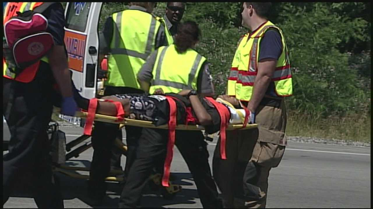Students injured in bus crash continue to recover