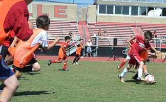 By the end of the week the kids were pros!Click Here:To find out more about Youth Camp