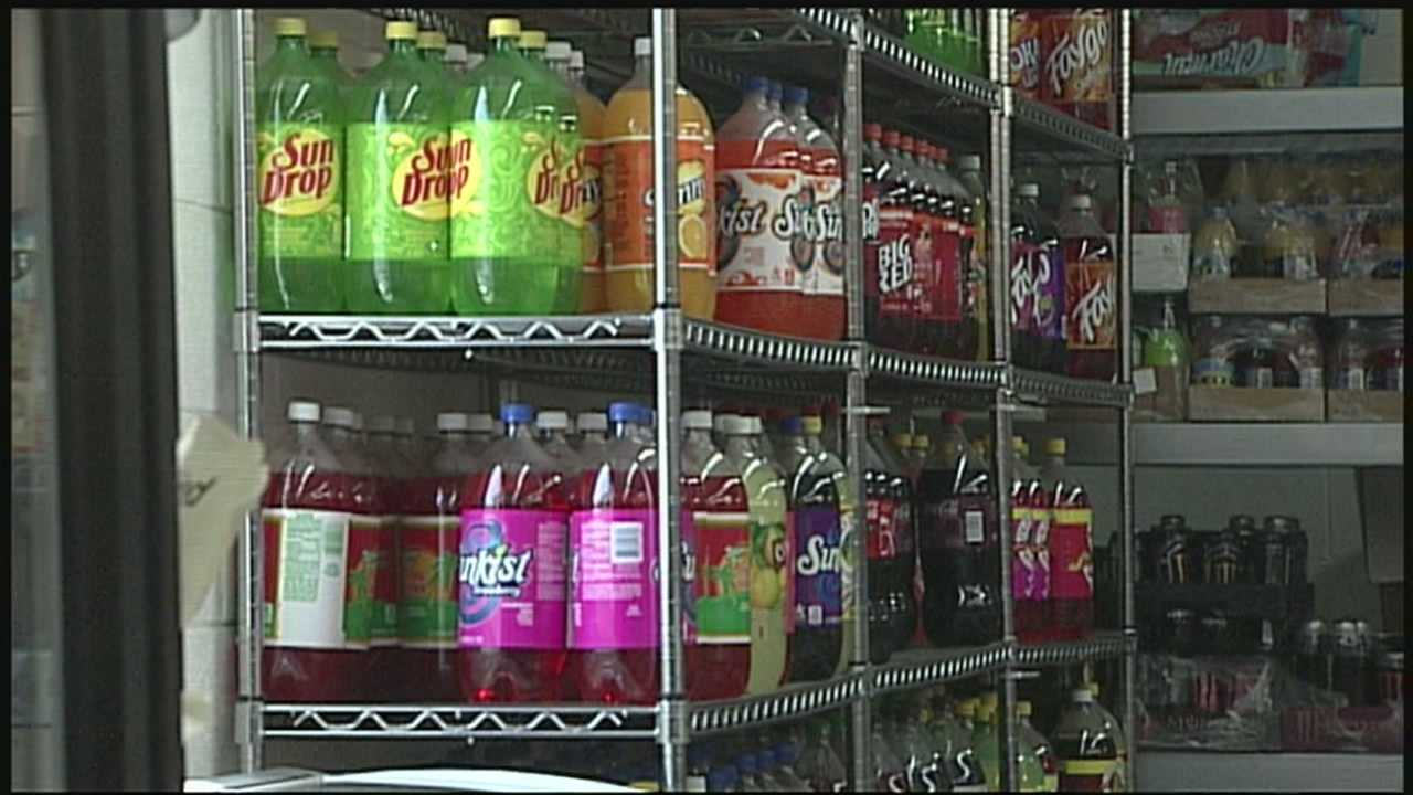 Louisville mayor wants to limit use of food stamps to buy soda