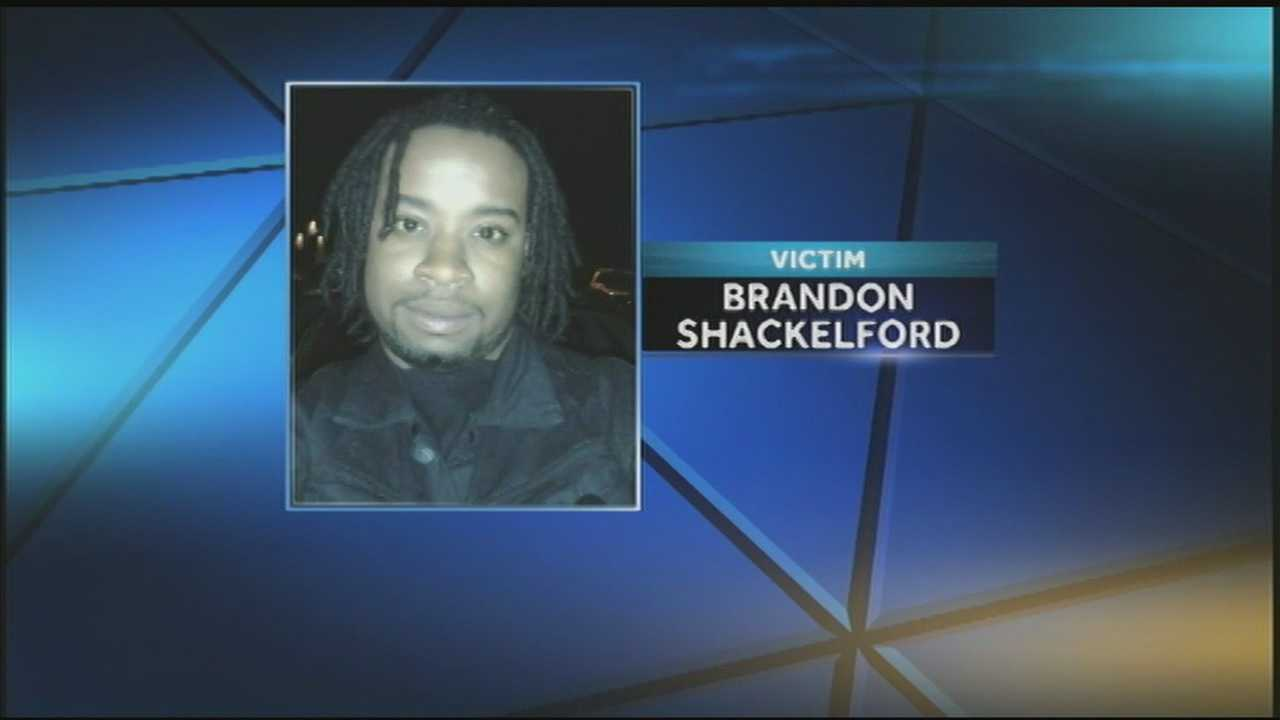 Brandon Shackelford