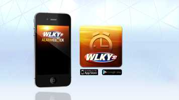 Tired of getting stuck in construction delays and traffic jams? Wake up with WLKY traffic on our alarm clock app to avoid backups and make your morning easier.    iTunes | Google Play