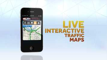Live interactive traffic maps...