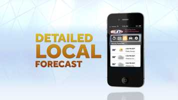 Including your latest forecast... iTunes | Google Play