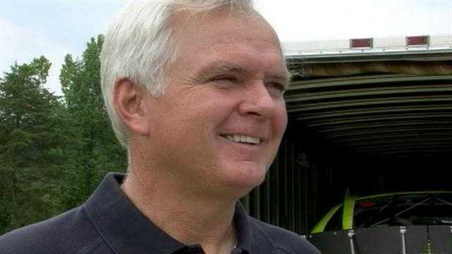Raw video: Frank Kimmel talks about tying ARCA wins record