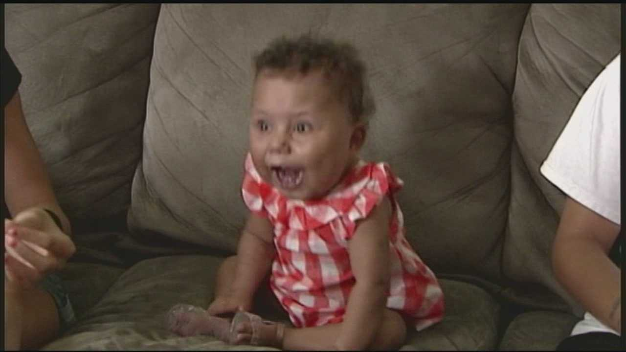 Family trying to pay for toddler's surgery robbed of savings