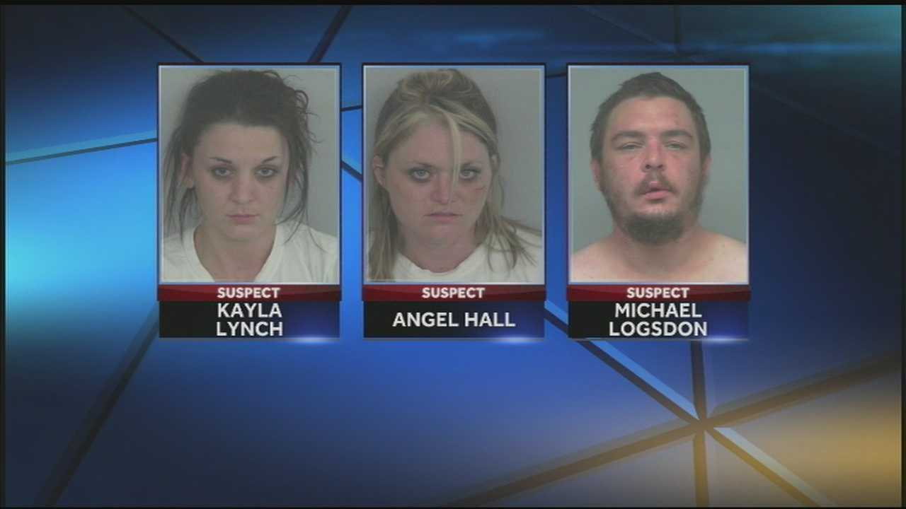 4 arrested after meth lab discovered in New Albany