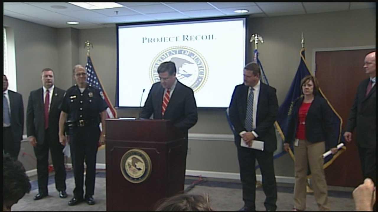 State, feds discuss violent crime crackdown