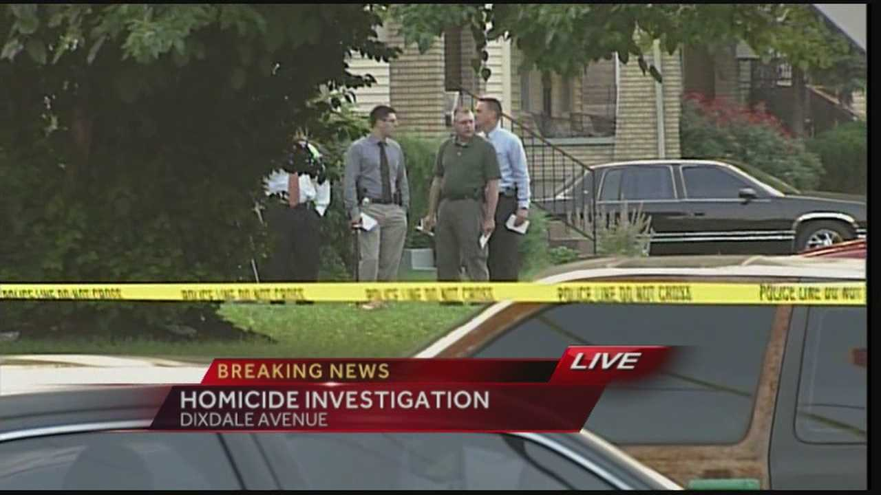 Homicide investigation underway after man found dead off Dixie Hwy.