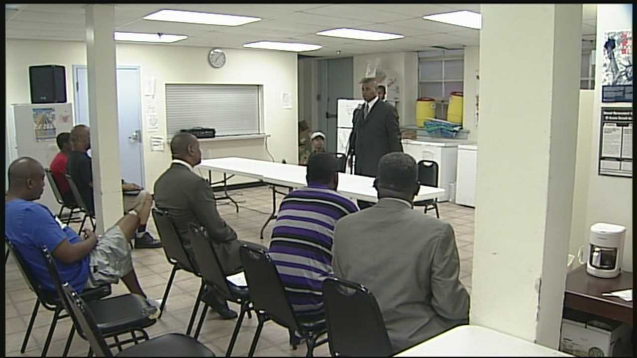 Job fair held instead of vigil in response to recent violence