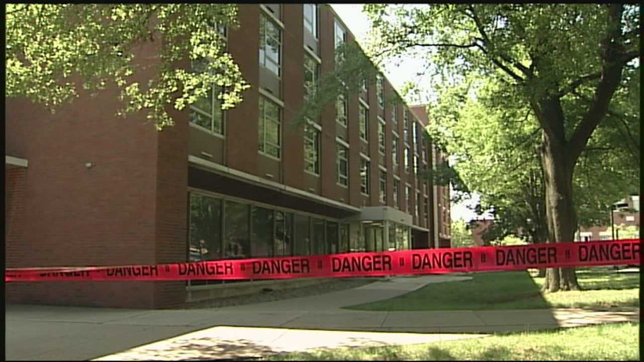 Mold found in several residence halls on UofL campus