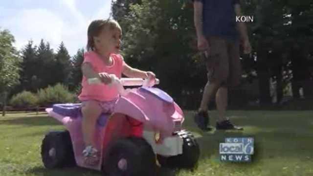 eBay girl gets own car