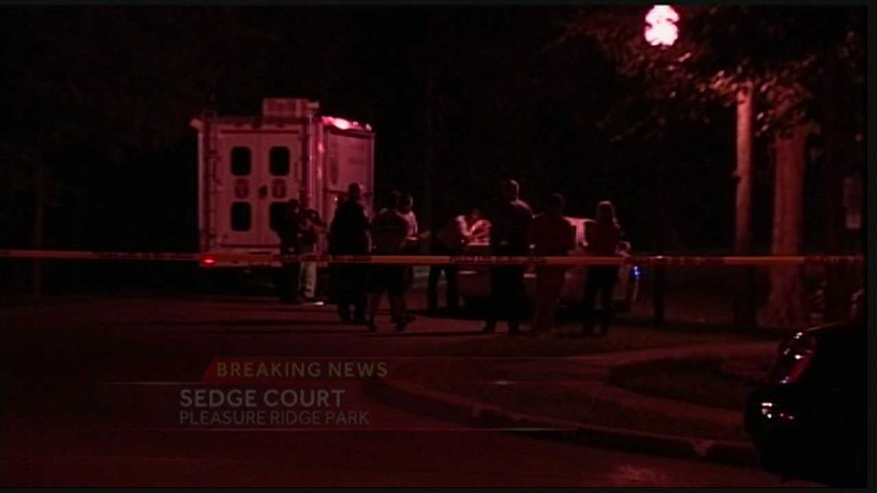 Louisville Metro Police are investigating a pair of homicides.