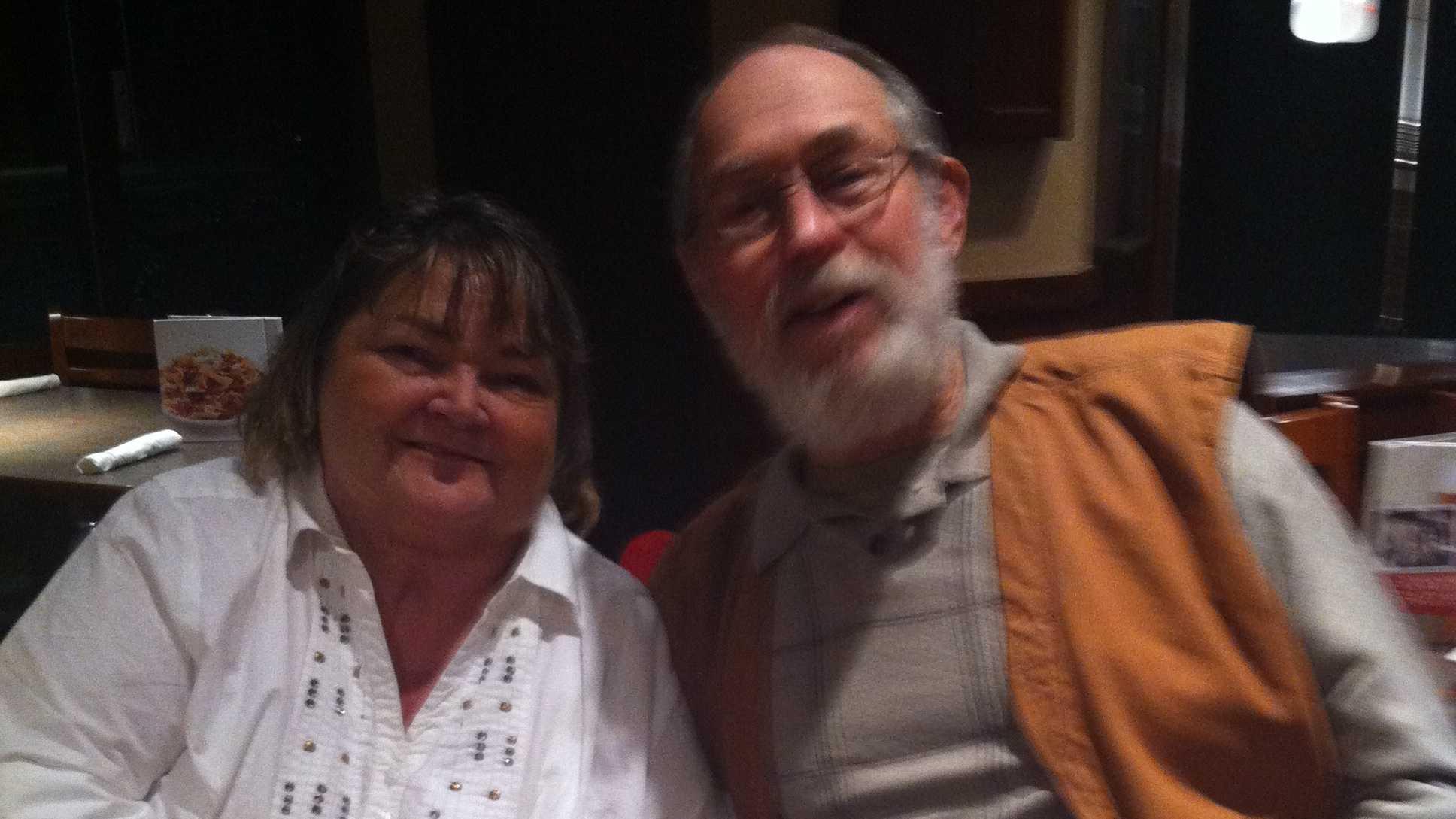 Asenath Arnold and Gary Henderson