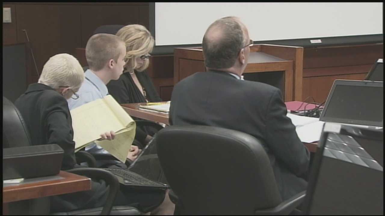 Defense to begin case Thursday in Josh Young murder trial