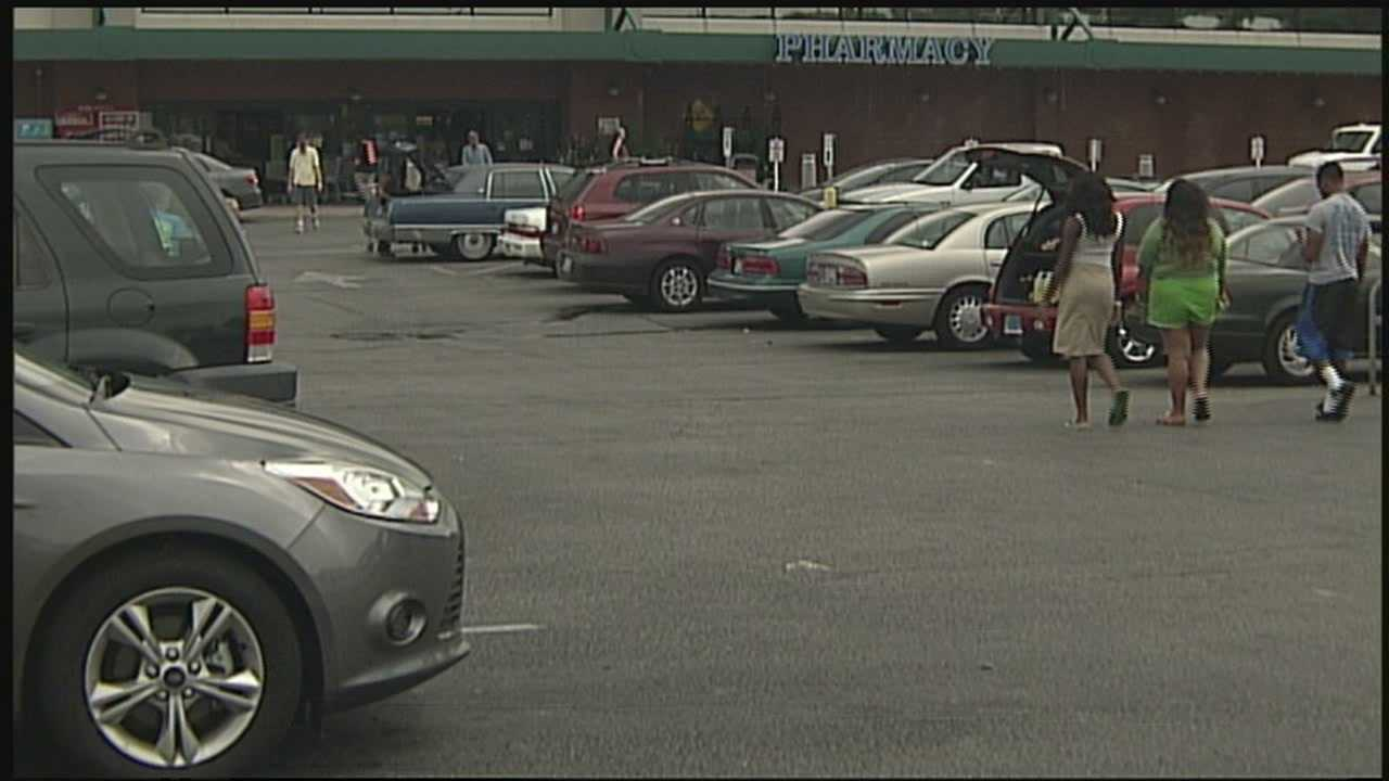 Parking lots in the Louisville Metro area are becoming hot spots for thieves.
