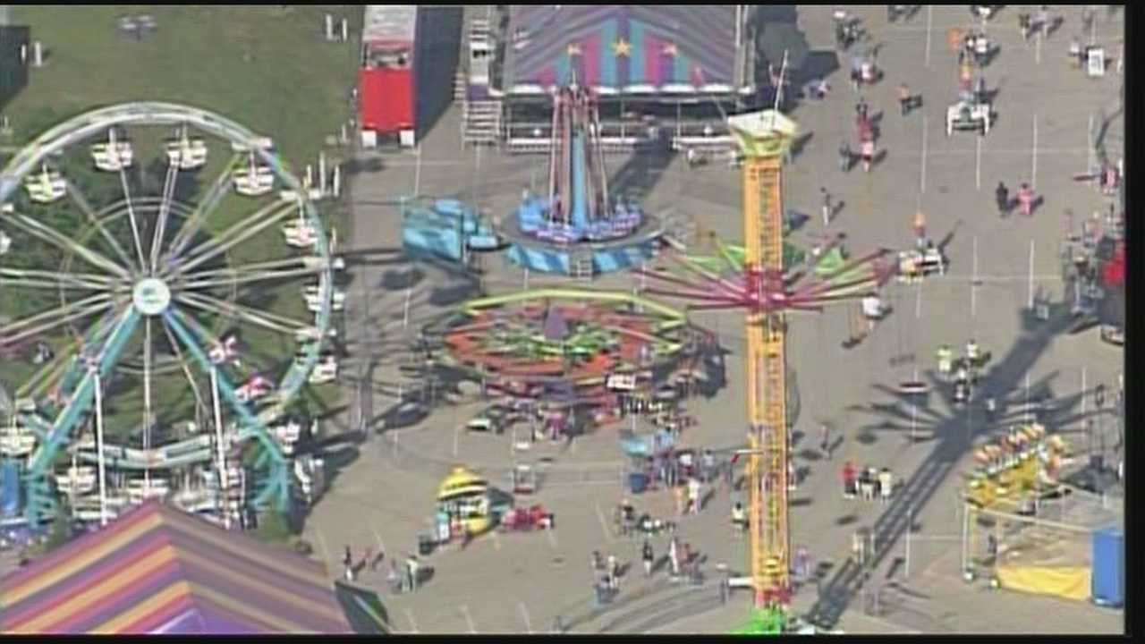 The 109th Kentucky State Fair kicks off Thursday with rides, music, food and fun.