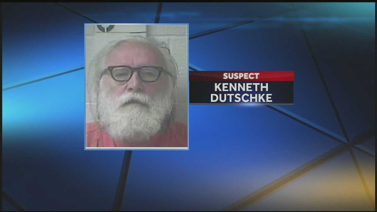 A Hardin County man is behind bars after police said his infatuation with a child turned physical.