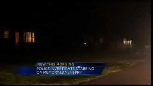 PRP stabbing