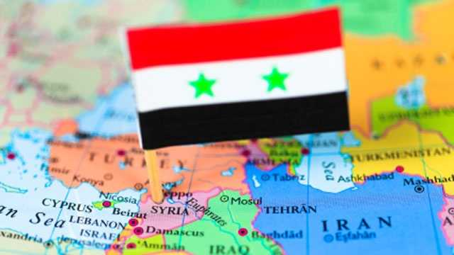 Chemical weapons believed to have been used during attack in Syria