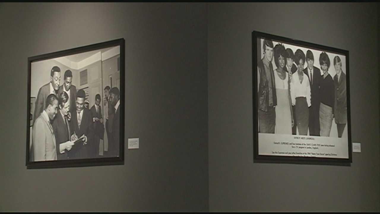 Exhibit brings Motown to Muhammad Ali Center