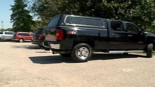 LMPD warns community after rash of car break-ins