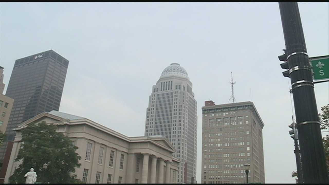 Residents surprised at Louisville's high stress rating