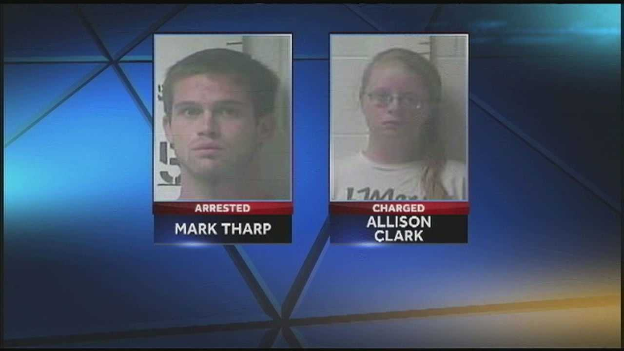 E'Town mother, boyfriend accused of abusing toddler