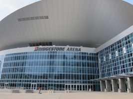 6. Bridgestone Arena, Nashville, Tenn.