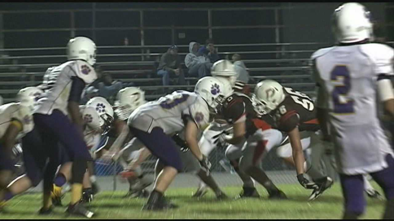 High School football teams return to the gridiron to battle it out Friday.