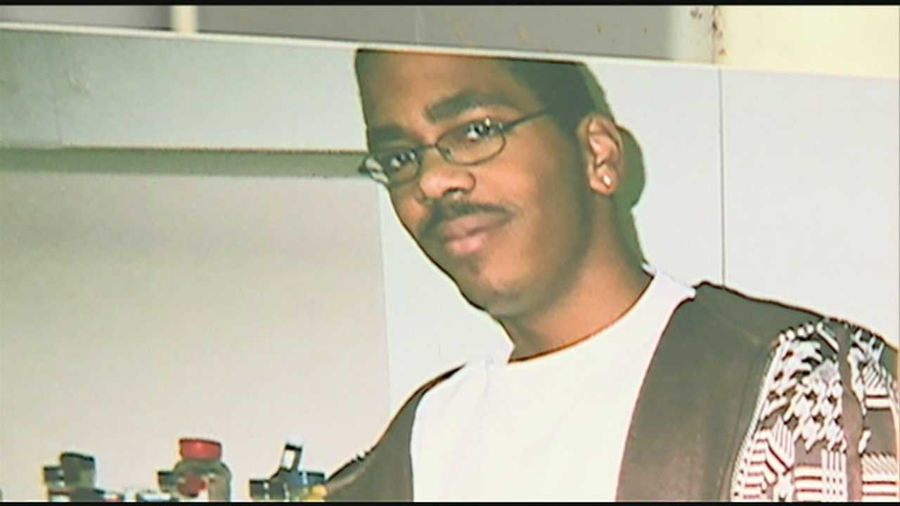 Slaying victim's father discusses loss of only son