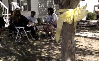 Throughout the search for Jessica, vigils were held in her community.