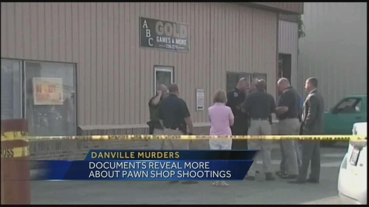 Documents reveal more information about pawn shop shootings