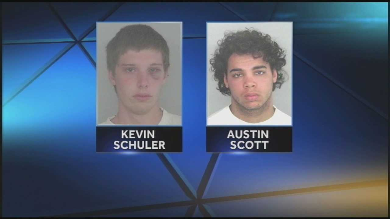 Teens accused of killing Indiana couple offered plea deal