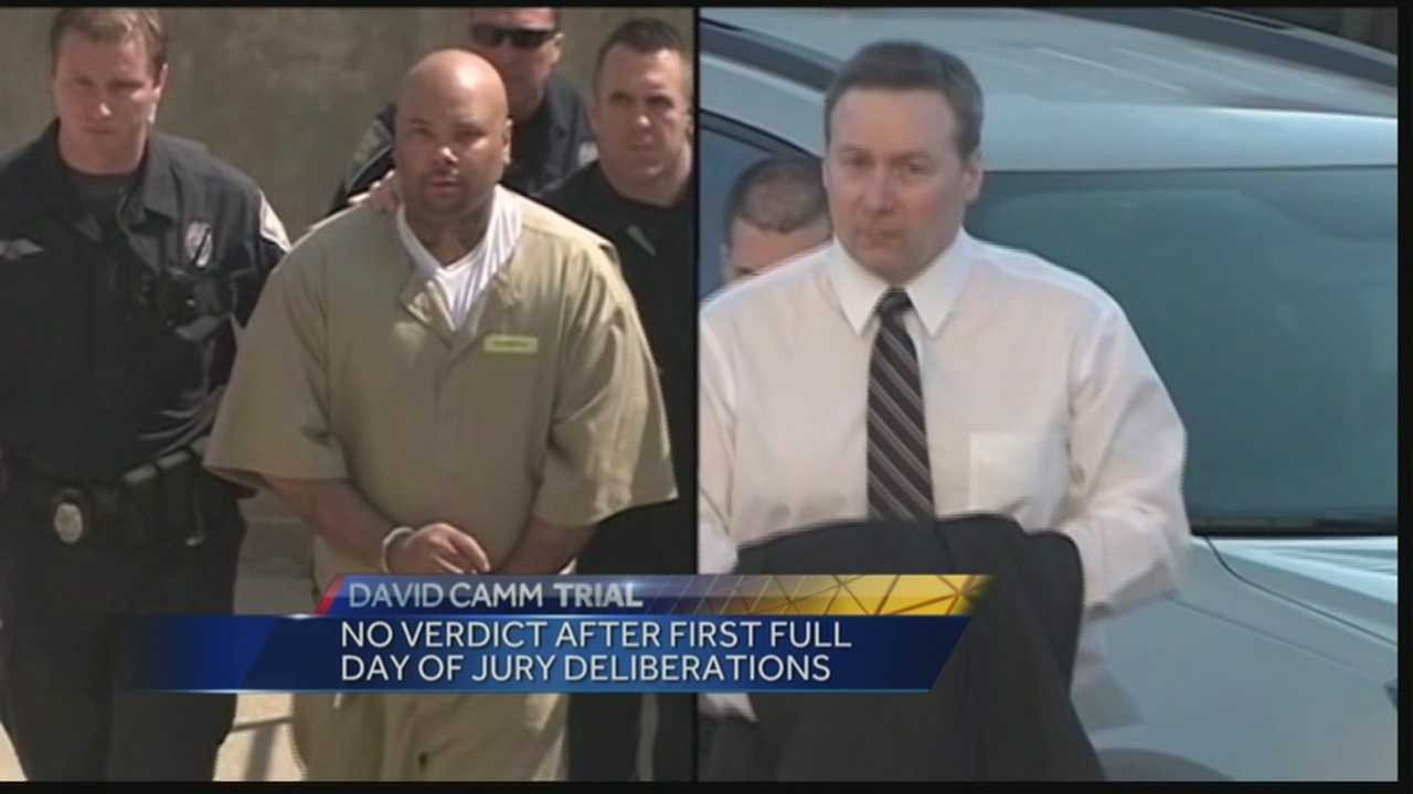 Jurors will again try to reach a verdict in the third murder trial of David Camm.
