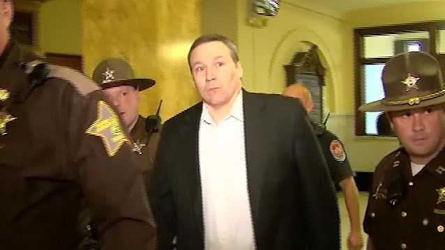 david camm leaves courthouse.JPG