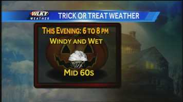 The threat of rain and severe weather has prompted many communities to change their trick-or-treating dates and times. For everyone else, here's what you can expect as your little ones hit the streets.(See the list of trick-or treat changes)