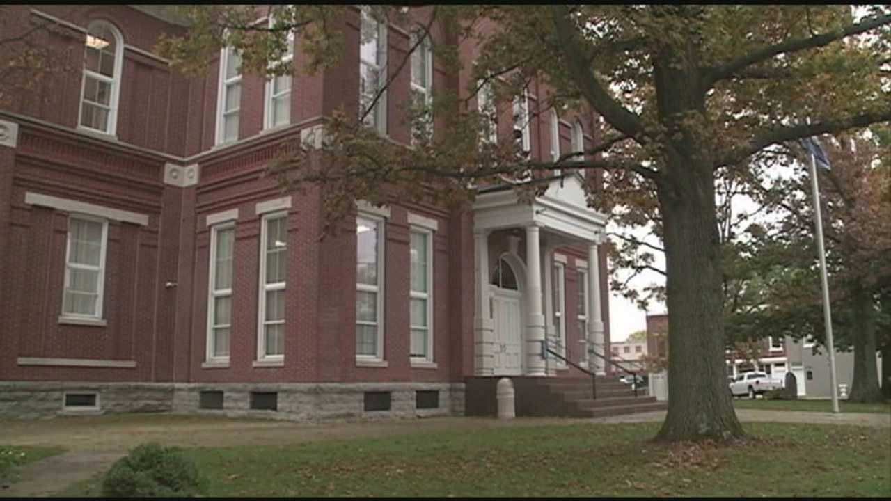 A paranormal group was called in to investigate strange activity at the Henry County Courthouse
