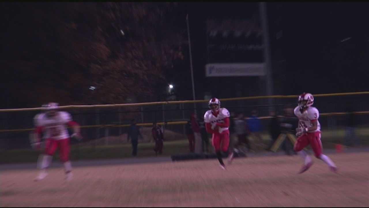 Kentucky's high school football playoffs kick off Friday night,