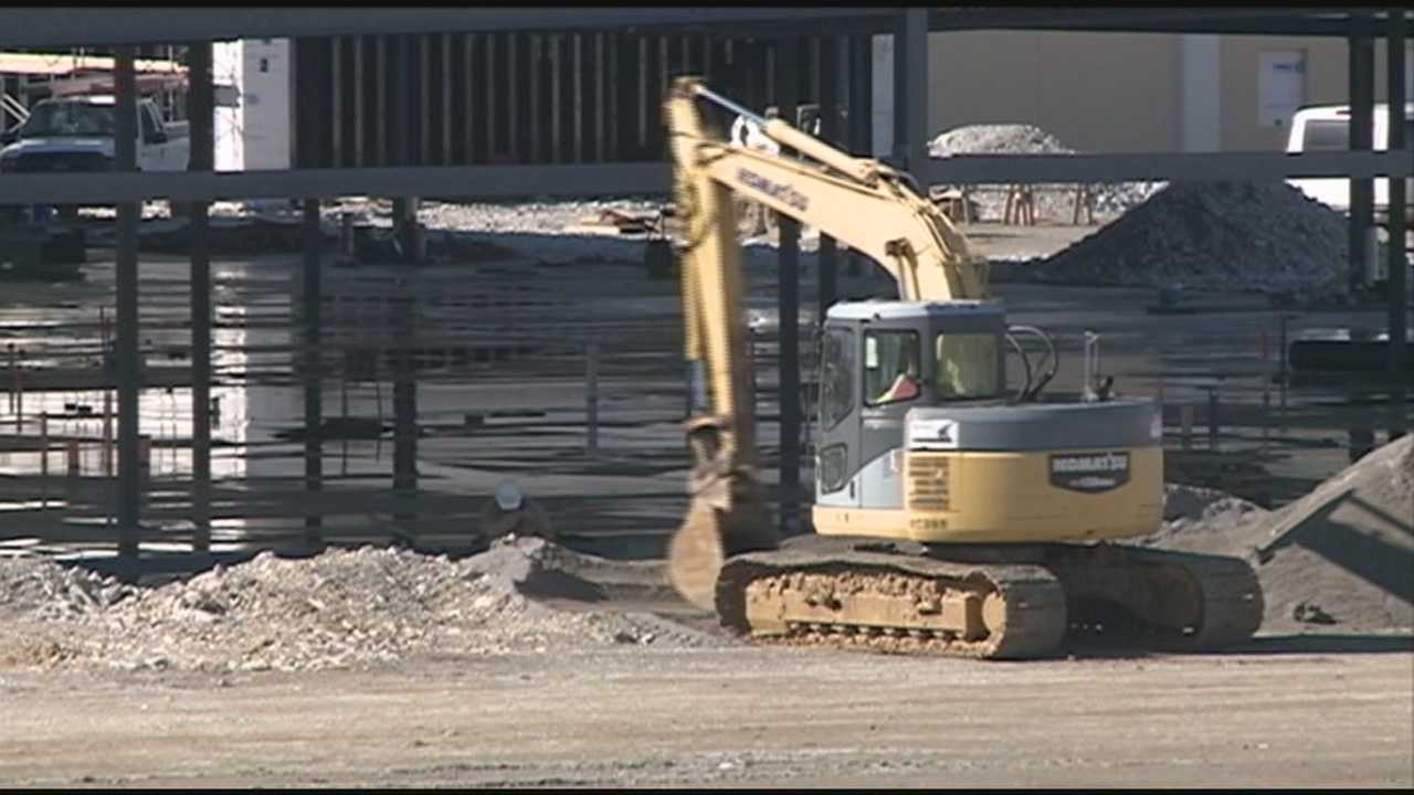 Shelby County Tourism Commission seek restaurant tax as outlet mall moves in