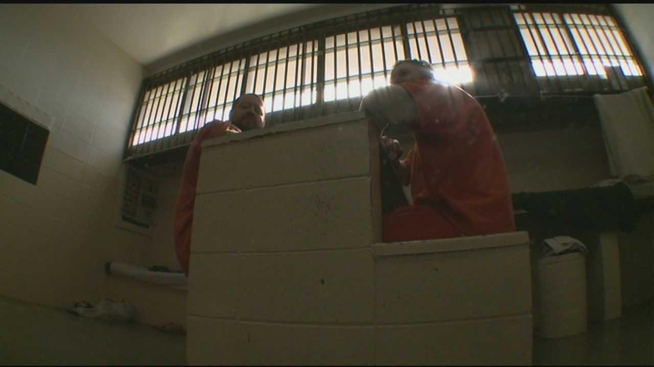 Jail overcrowding