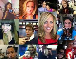 Grab a smartphone, put on your best duck face and celebrate. Selfie is the global Word of the Year 2013, according to Oxford Dictionaries. Check out favorite selfies from the newsroom and then read the story