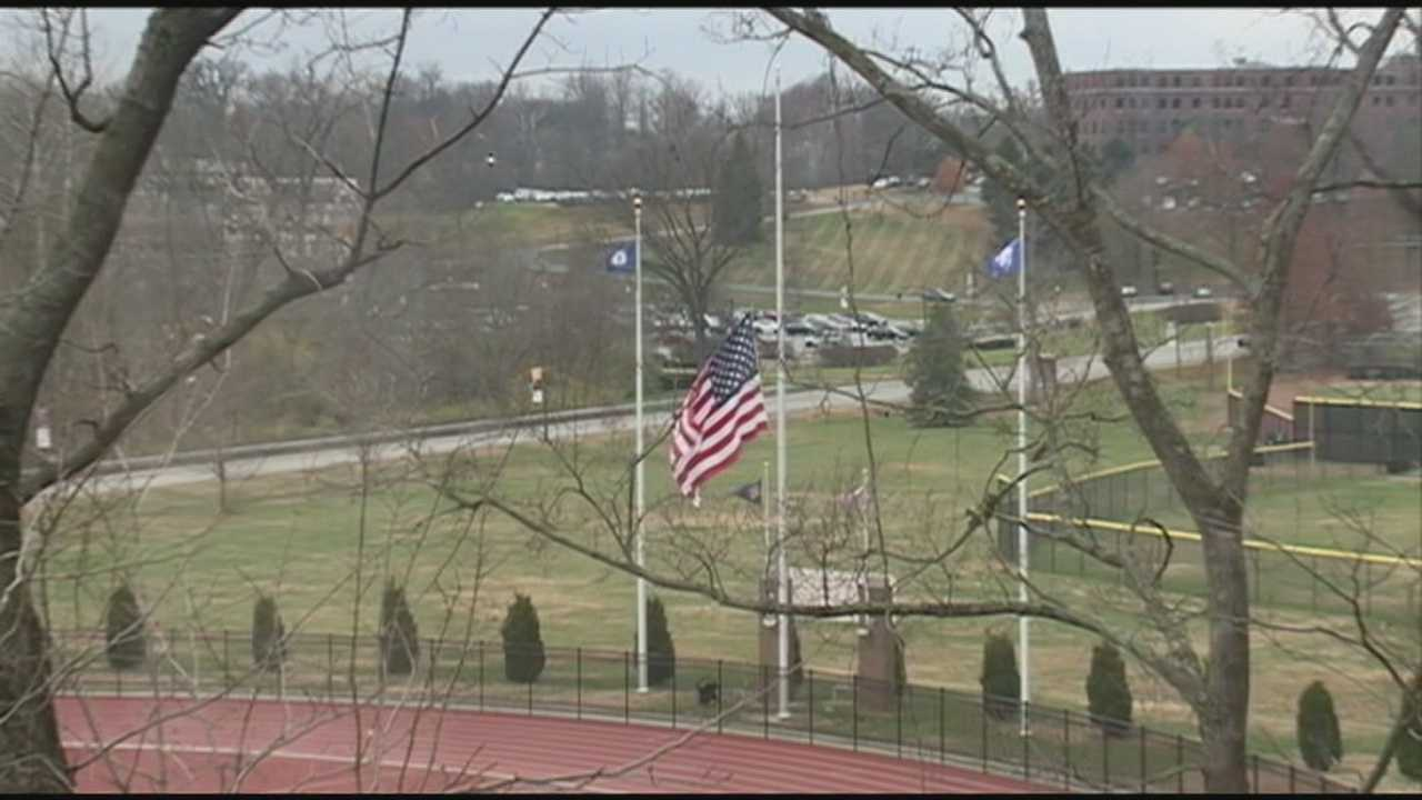 Students and staff at Bellarmine University remember the life of John F. Kennedy on Friday.