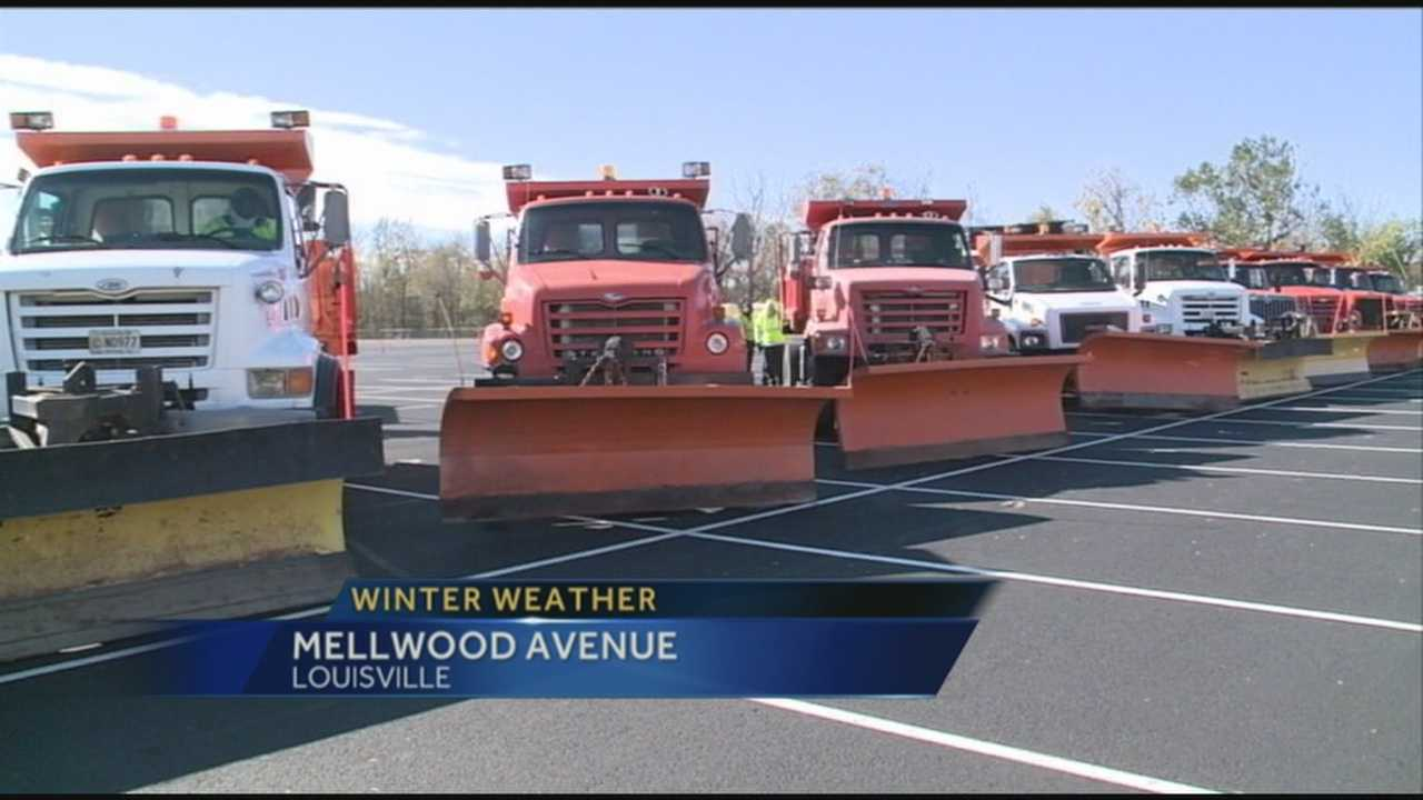 City prepares for winter weather