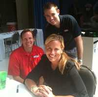 Jared, Jay, Susanne at KY State Fair