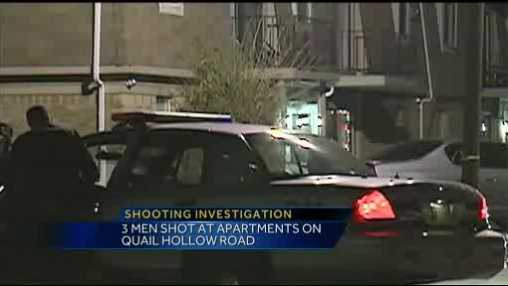 Hollow Road shooting