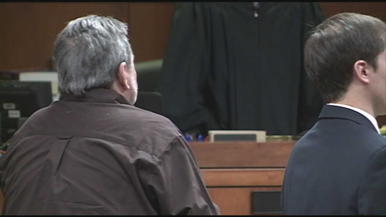 David Gurley was sentenced to 26 years in prison for murder and DUI after a crash that killed Gerald Goldsmith in 2012.