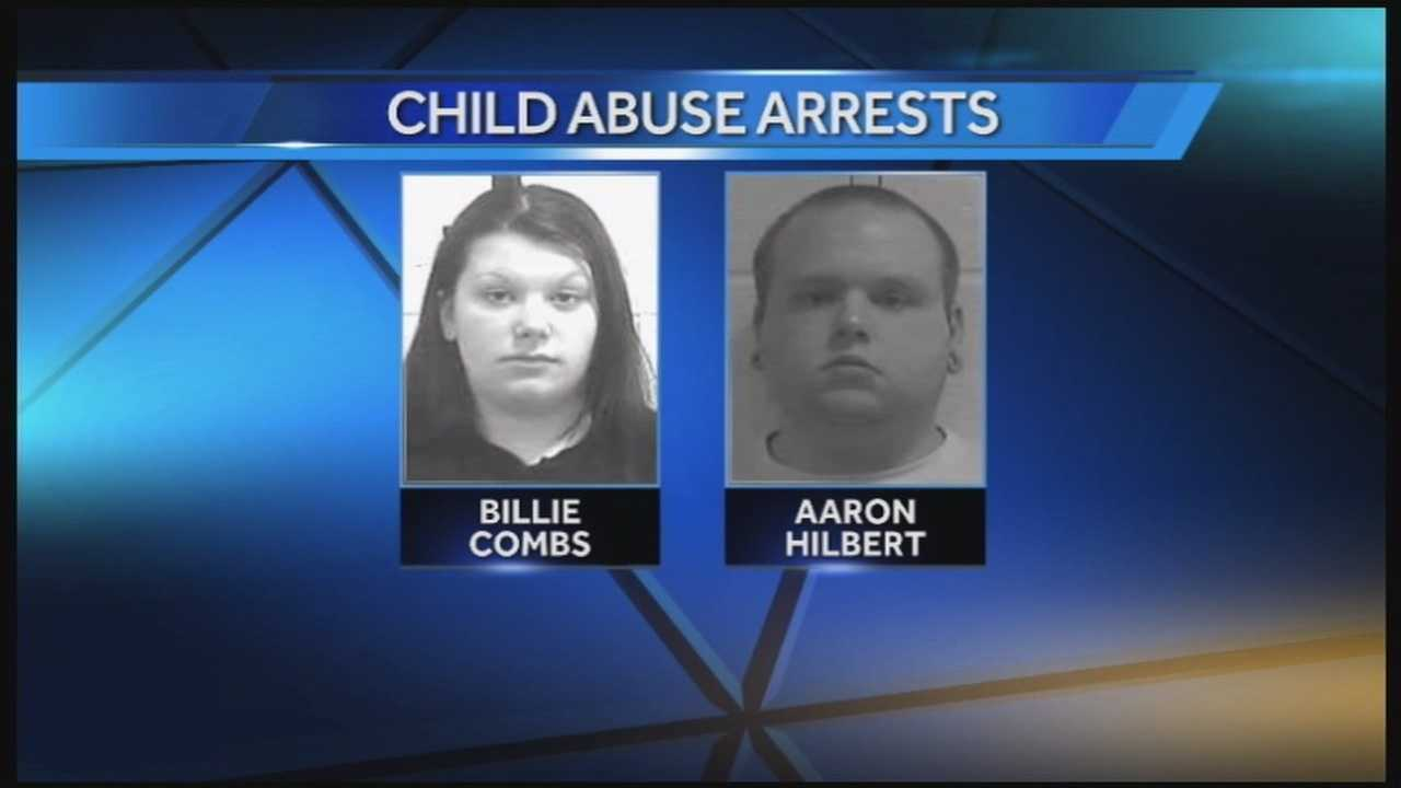 Anderson Co. couple accused of abusing infant son